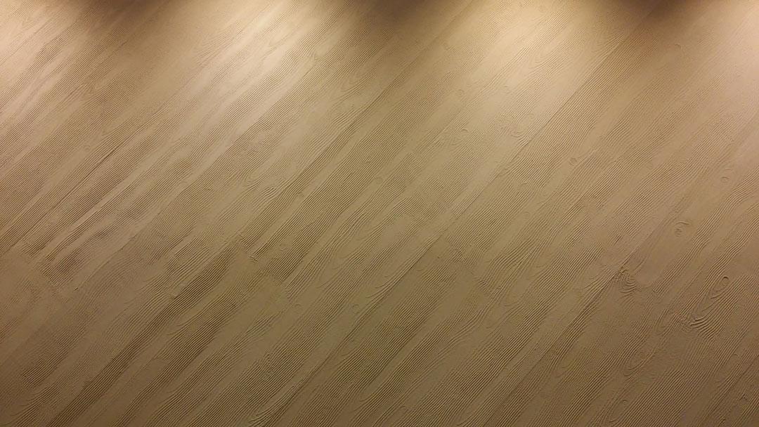 commerciale Simonetta Ravizza parete in microcemento beige